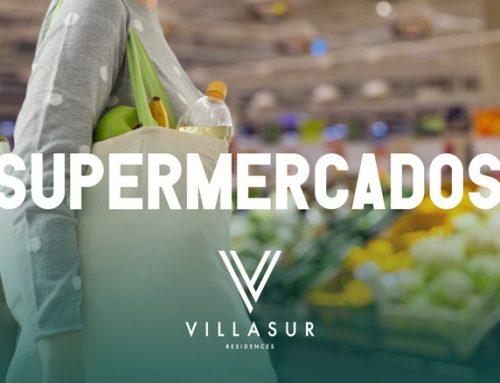 En Villasur tienes la facilidad de contar con varios supermercados alrededor para realizar tus compras.
