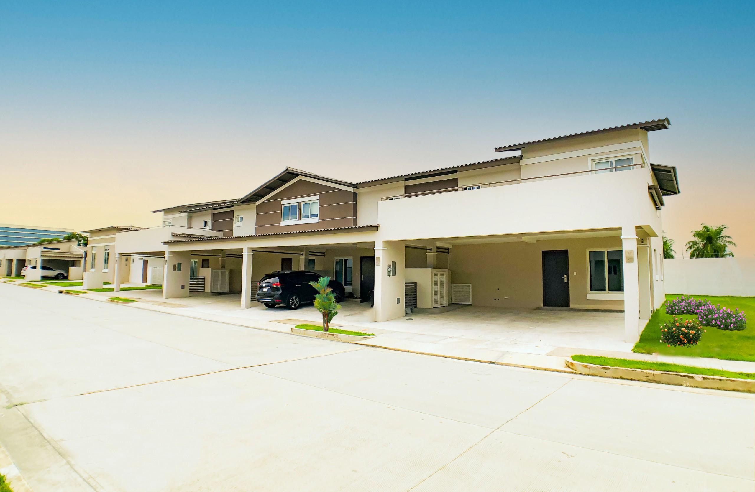 Villa sur casa modelo Topwn Home costa sur panama